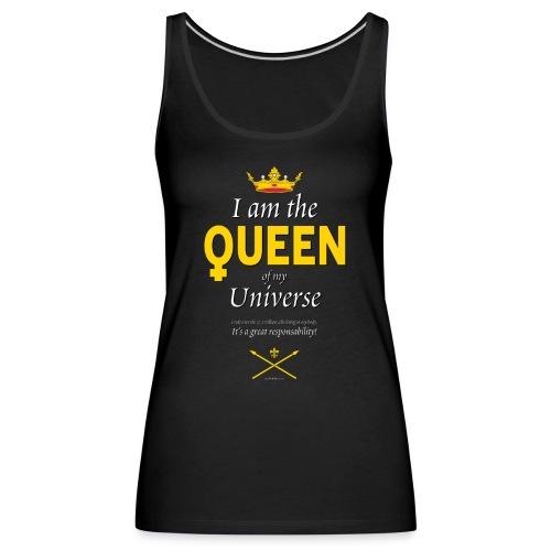 Royal Queen T-shirt - PAN Design - Drottning - Premiumtanktopp dam