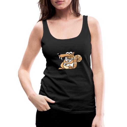 Scrat Toiletpaper Ice Age Corona Age Corona Virus - Frauen Premium Tank Top