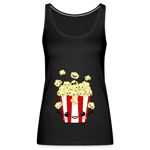 PopCorn - Camiseta de tirantes premium mujer
