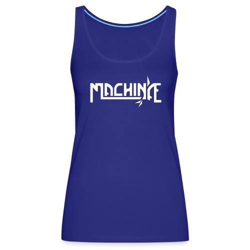 machinae medfransar - Women's Premium Tank Top