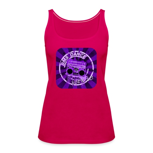 BMS Dance - Vrouwen Premium tank top