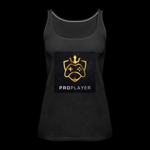 Pro player by alfie - Women's Premium Tank Top