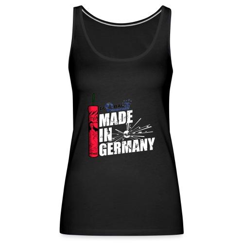 Global Fireworks Knaller - Frauen Premium Tank Top