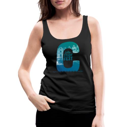 Celler Stadtfest - Frauen Premium Tank Top