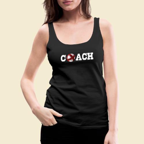 Radball   Coach - Frauen Premium Tank Top