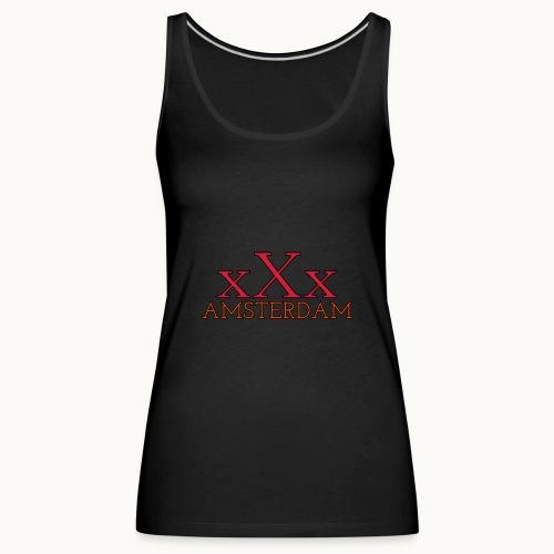 Amsterdam xXx - Frauen Premium Tank Top