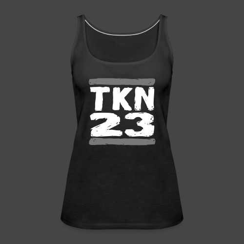 TKN 23 - Débardeur Premium Femme