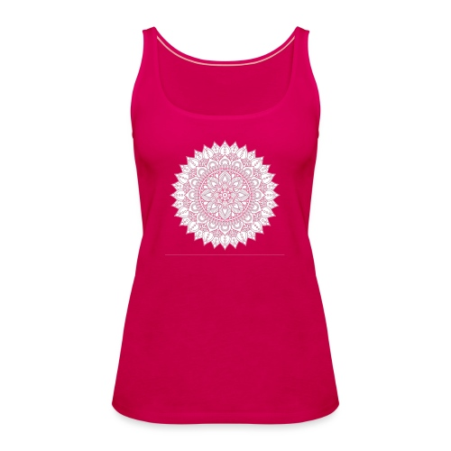 Mandala - Women's Premium Tank Top