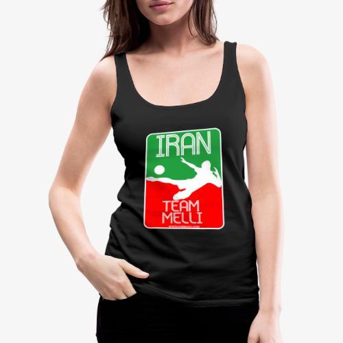 Iran Team Melli - Frauen Premium Tank Top