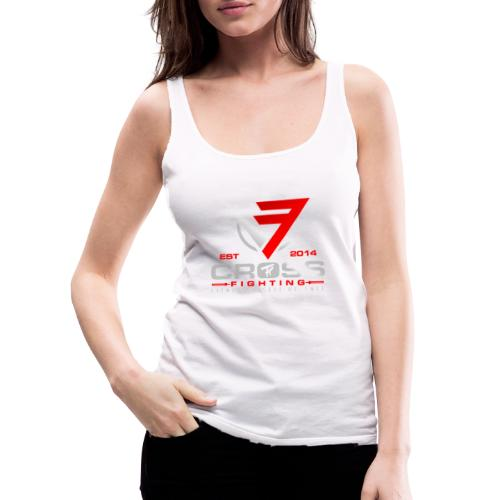 CrossFighting III - Frauen Premium Tank Top