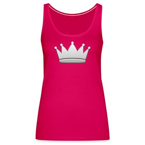Paradise Online Crown Silver - Vrouwen Premium tank top