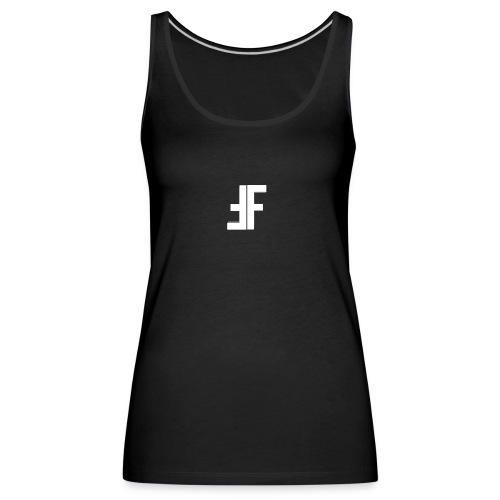 TeamFusiion Logo! - Women's Premium Tank Top