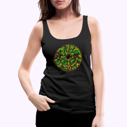 Disco Genetico - Camiseta de tirantes premium mujer