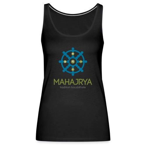 Mahajrya Logo FR - Débardeur Premium Femme