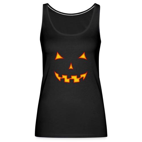 Halloween-Maske - Frauen Premium Tank Top