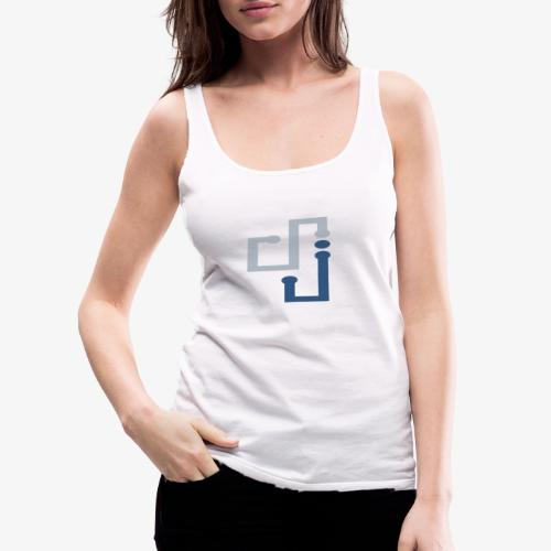 Amo la música DJ - Camiseta de tirantes premium mujer