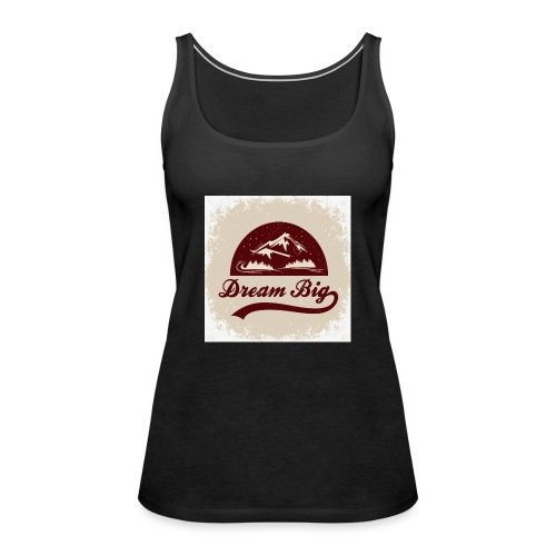 Does what it says on the tin! - Women's Premium Tank Top