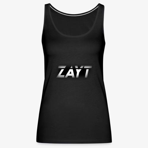 Zayt second try - Frauen Premium Tank Top