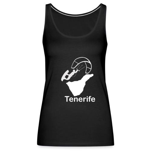 Tenerife Teneriffa - Frauen Premium Tank Top