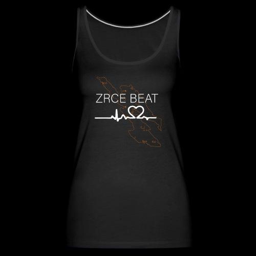 Zrce Beat - Frauen Premium Tank Top