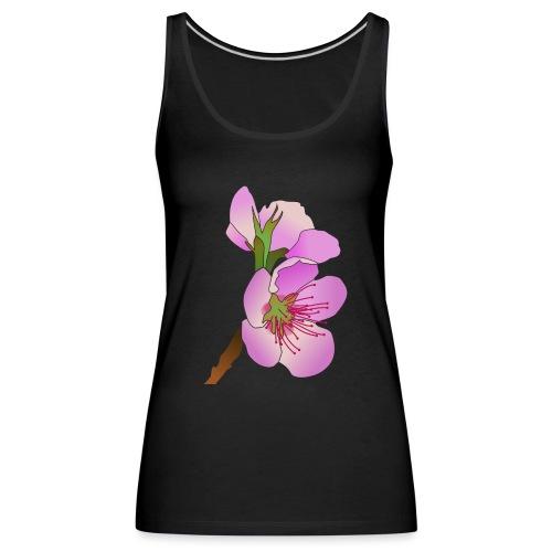 Cherry Blossom - Frauen Premium Tank Top