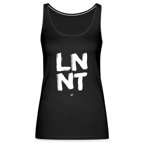 Brush LnnT - Vrouwen Premium tank top