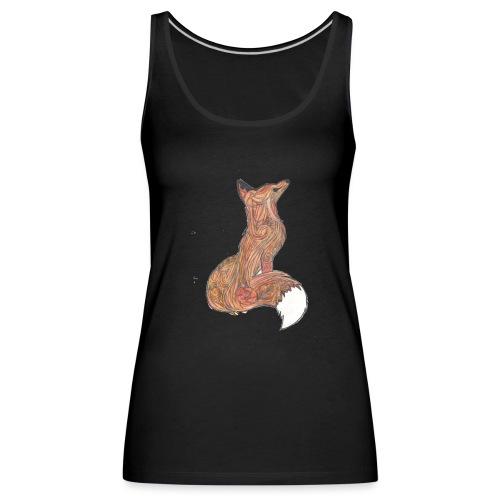 zorro - Camiseta de tirantes premium mujer