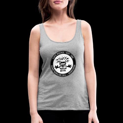 Emblem BW - Vrouwen Premium tank top