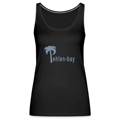 pehlenbay logo - Frauen Premium Tank Top