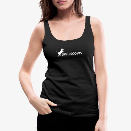 Swisscows - Logo - Frauen Premium Tank Top