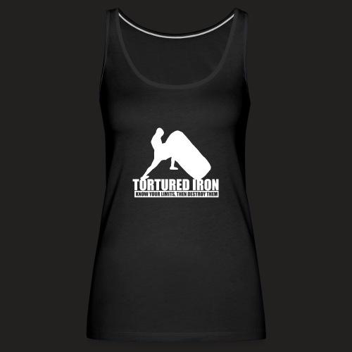 Strongman Tyr - Women's Premium Tank Top