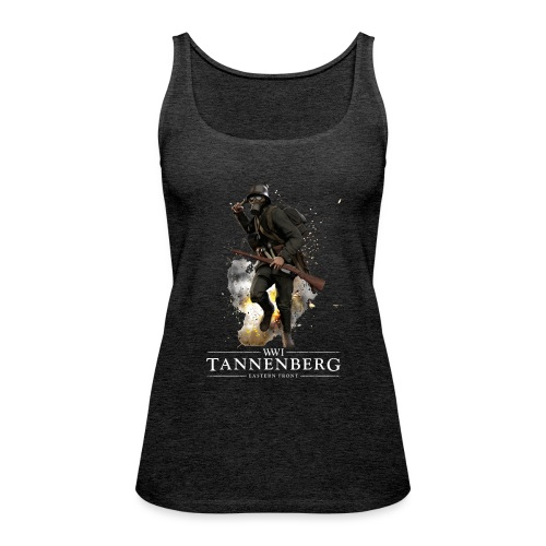 Official Tannenberg - Vrouwen Premium tank top