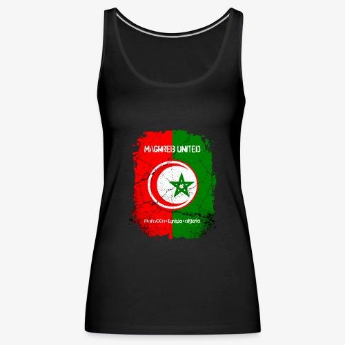 Maghreb United Nordafrika - Frauen Premium Tank Top