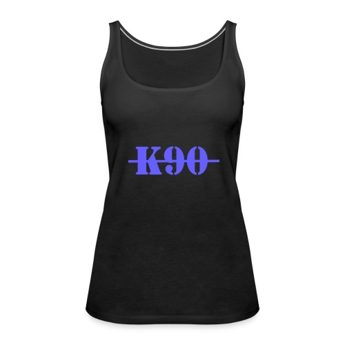 K90 Art Clothing - Women's Premium Tank Top