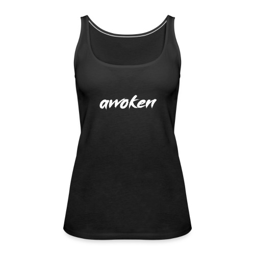 awoken - Frauen Premium Tank Top