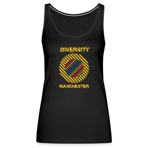 DIVERSITY MANCHESTER - Women's Premium Tank Top