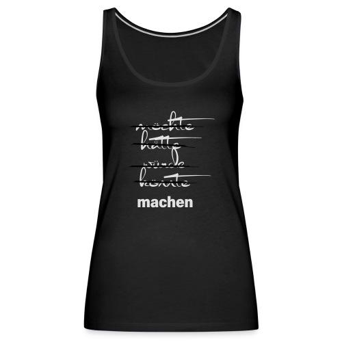 weichmacher - Frauen Premium Tank Top