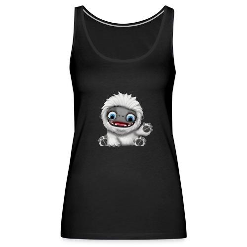 Abominable - Camiseta de tirantes premium mujer