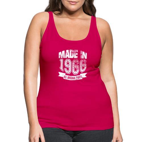 Made in 1966 - Camiseta de tirantes premium mujer