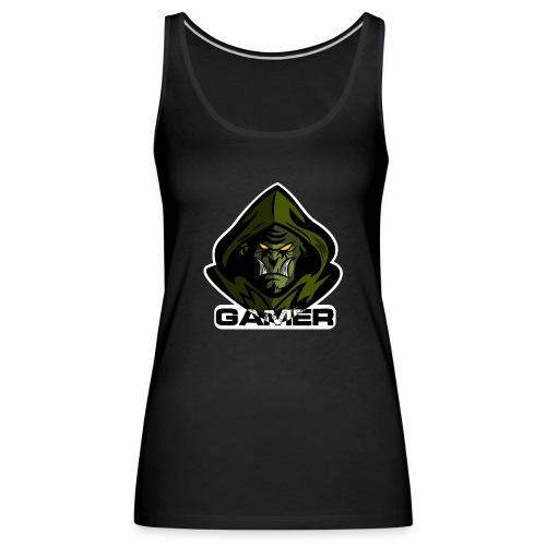 Orco Gamer - Camiseta de tirantes premium mujer