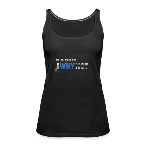 Herrenshirt mit Logo - Frauen Premium Tank Top