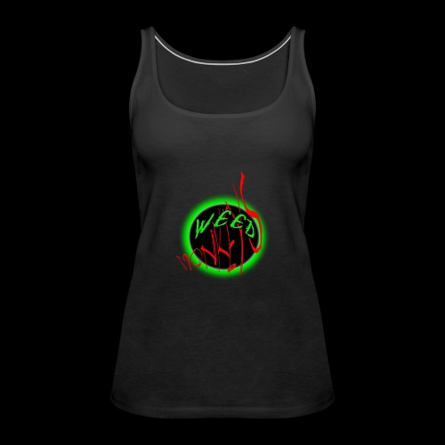Weed Monkeys Logo - Women's Premium Tank Top