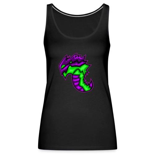 dragon - Premiumtanktopp dam