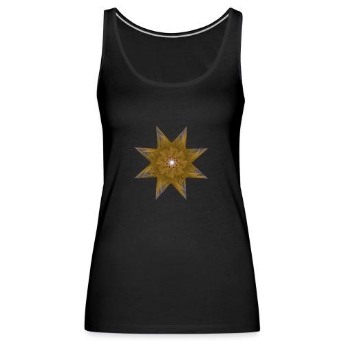 Golden Star - Vrouwen Premium tank top