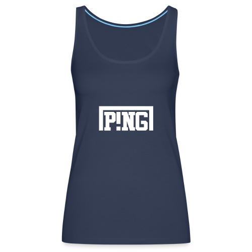 ping2 - Vrouwen Premium tank top