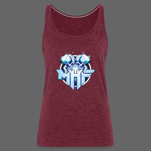 MHF New Logo - Women's Premium Tank Top