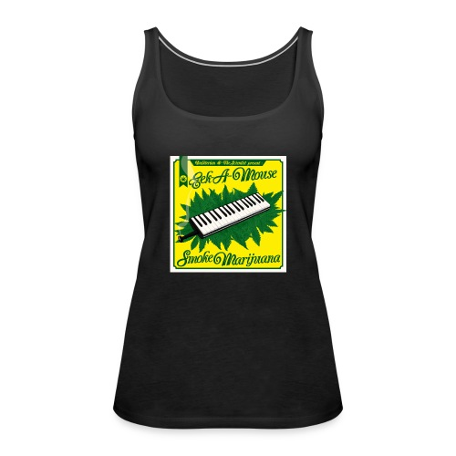 Smoke Marijuana - Women's Premium Tank Top