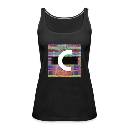 Cloud - Women's Premium Tank Top
