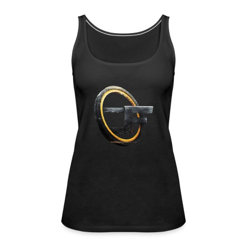 CODFATHER Logo - Frauen Premium Tank Top