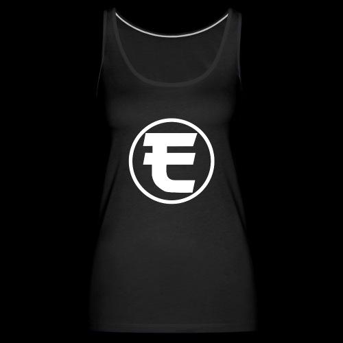 Evanus T-Shirt Officieel - Vrouwen Premium tank top